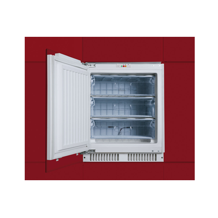 Baumatic BR110, Integrated Undercounter Freezer with A+ Energy Rating - White
