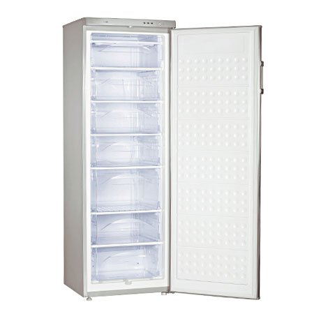Baumatic BRZF1759SE, Freestanding 240 Litre Freezer with A+ Energy Rating
