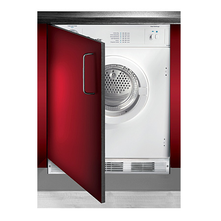 Baumatic BTD1, Fully Integrated 6kg Vented Tumble Dryer