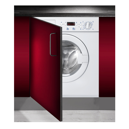 Baumatic BWMI1262DN1, 6kg Washing Machine with A+ Energy Rating
