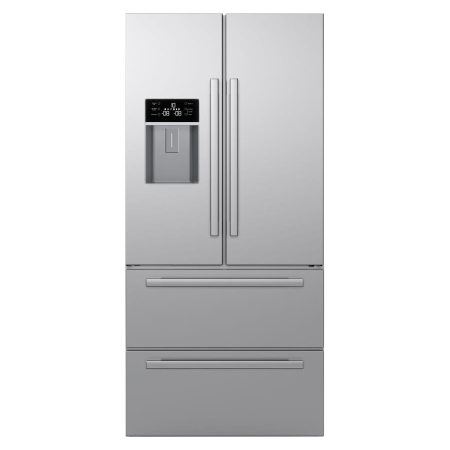 Blomberg KFD4952XD, US Style Side by Side Fridge Freezer