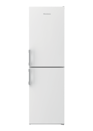 Blomberg KGM4553, Frost Free Fridge Freezer - White - A+ Energy Rated