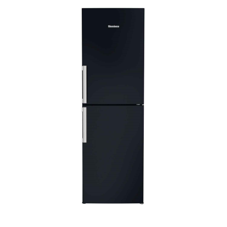 Blomberg KGM4681B, 191x59.5x65 Frost Free Fridge Freezer Black