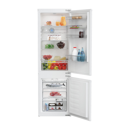 Blomberg KNM4551i, Built In 55cm Frost Free Fridge Freezer, A+ Rated