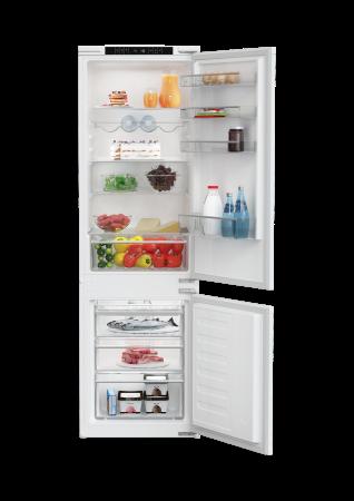 Blomberg KNM4553EI, Built-In 54cm Frost Free Fridge Freezer 70/30 with sliding hinge