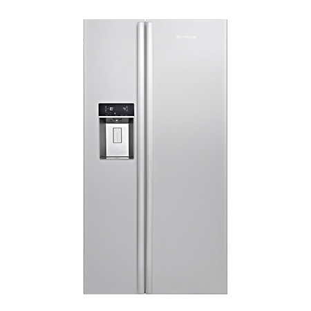 Blomberg KWD2330X, US Style Side by Side Fridge Freezer with Ice & Water Dispenser - A+ Energy Rating.Ex-Display Model
