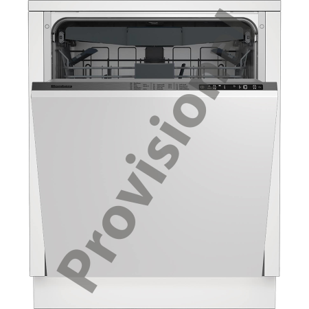 Blomberg LDV42244, Built-In Dishwasher Stainless SteelWhite