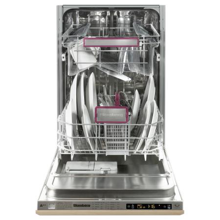 Blomberg LDVS2284, Slimline Dishwasher White