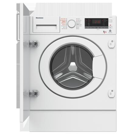 Blomberg LRI285410W, 1400rpm 8kg Washer / 5kg Dryer White