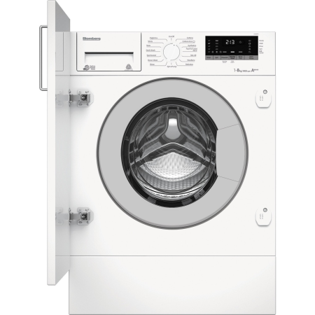 Blomberg LWI28441, Built In 1400 Spin 8kg Washing Machine