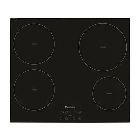 Blomberg MIN54306N, 4 Zone Induction Hob with Touch Controls