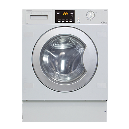 CDA CI325, Built-In 6KG 1200rpm Washing Machine