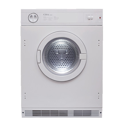 CDA CI921, Built-In 7KG Integrated Vented Dryer