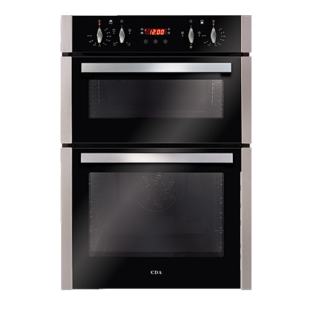 CDA DC940SS, Multifunction Electric Double Oven Stainless Steel
