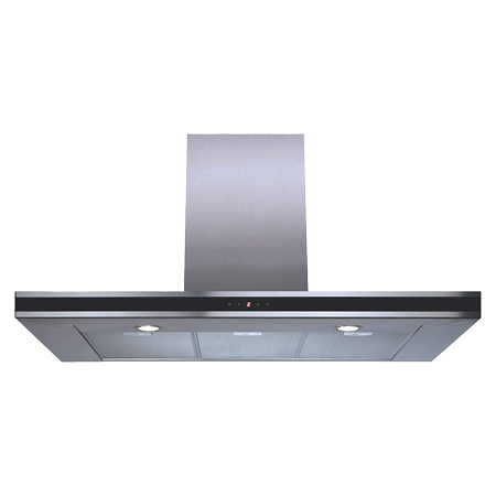 CDA EVP101SS, Hood Stainless Steel with Touch Controls