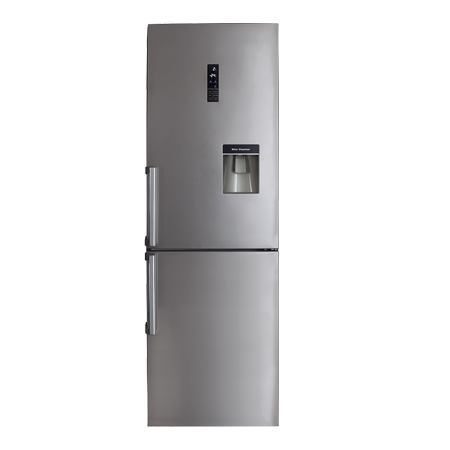 CDA FF660SC, Freestanding Frost Free Fridge Freezer Stainless Steel, A+ Energy Rating