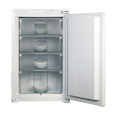CDA FW482, In-column Integrated Freezer with A+ Energy Rating