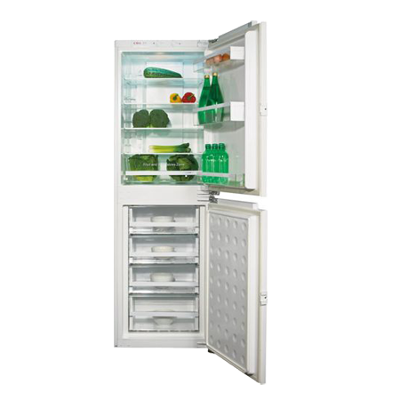 CDA FW951, Integrated Frost Free 50/50 Fridge Freezer.Ex-Display