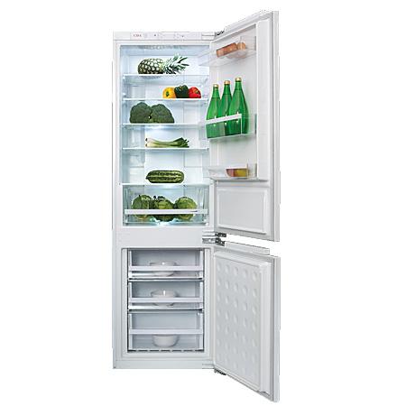CDA FW971, Integrated combination Frost Free Fridge Freezer
