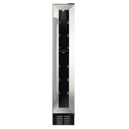CDA FWC152SS, Under Counter Wine Cooler Stainless Steel