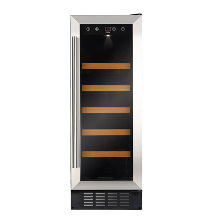 CDA FWC303SS, Under Counter Wine Cooler Stainless Steel.Ex-Display Model