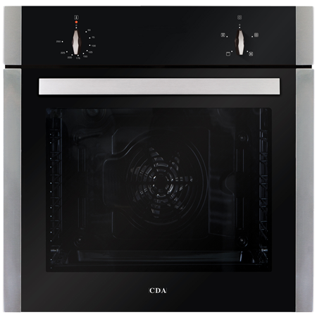 CDA SK110SS, Fan Assisted Electric Single Oven Stainless Steel