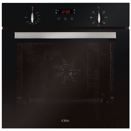 CDA SK310BL, Multifunction Electric Single Oven