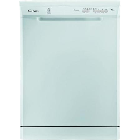 Candy CDP1LS57W, Freestanding Dishwasher With NFC & has 15 Place settings in White