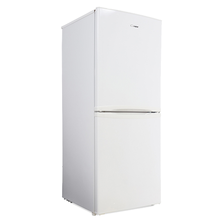 Candy CSC135WEK, Freestanding Fridge Freezer in White