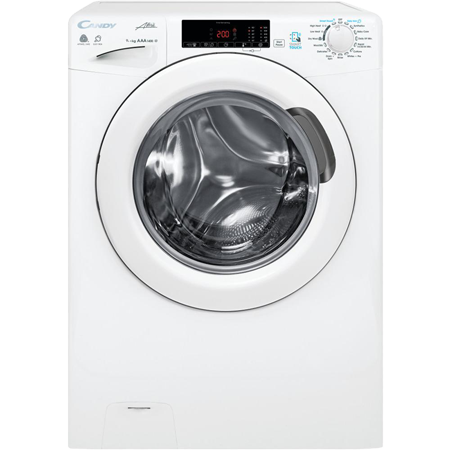 Candy GCSW496T, 1400rpm 9kg Washer 6kg Dryer in White