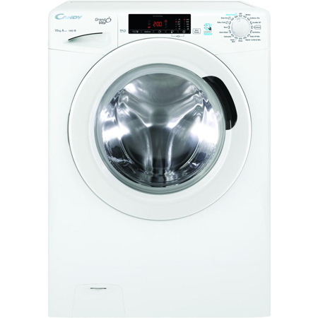 Candy GVSC1410T3, 10kg Smart Washing Machine with 1400rpm & A+++ Energy
