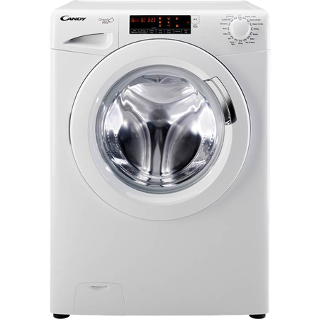 Candy GVSC168T3, 8kg 1600rpm Smart Washing Machine with A+++ Energy rating