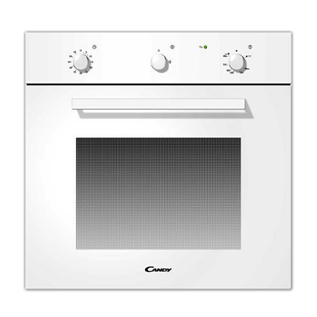 Candy OVG5053W, Built-under  Gas Oven with A+ Energy Rating White