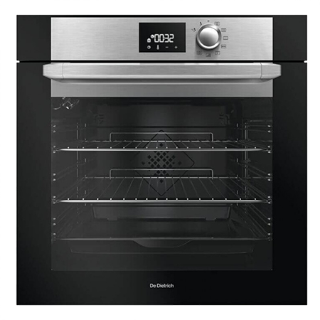De Dietrich DOP7200BM, Built In Oven Multifunction Pyrolytic 73 Litre DX0 Display
