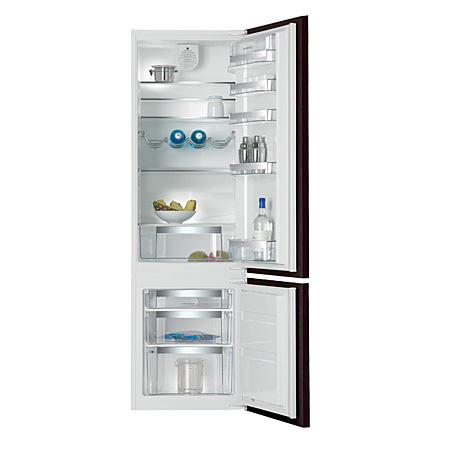 De Dietrich DRC1027JE, 221 Litre Integrated Fridge Freezer with A+ Energy Rating.Ex-Display Model