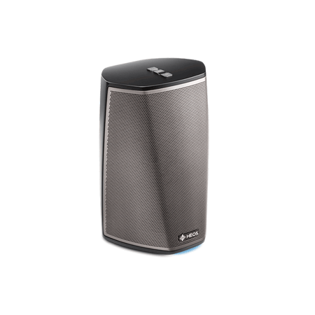 Denon HEOS1HS2BKE2, HEOS 1 HS2 Compact Wireless Multi Room Speaker with Bluetooth in Black