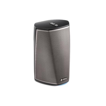 Denon HEOS1HS2BKE2, HEOS 1 HS2 Compact Wireless Multi Room Speaker in Black