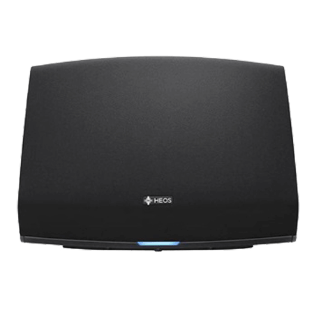 Denon HEOS5HS2BKE2GB, HEOS 5 Wireless Speaker with built-in Bluetooth in Black