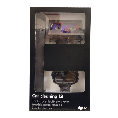 Dyson Car Cleaning Kit II, Car Cleaning Kit for Dyson Models