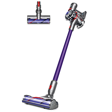 Dyson V7 ANIMAL PLUS, Cordless Vacuum Cleaner - 30 Minute Run Time