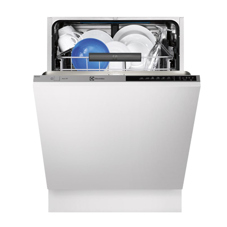 Electrolux ESL7220RO, Fully-Integrated Dishwasher with Touch Controls & 13 Place Settings A Rated Energy Efficiency