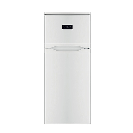 Frigidaire FRTF121W, Freestanding Compact Fridge Freezer with A+ Energy Efficiency Rating