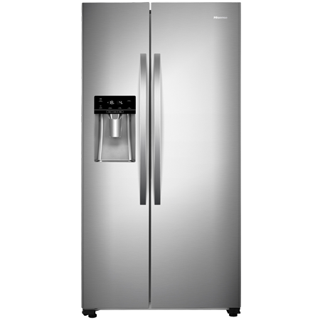 Hisense FSN535A20D, US Style Side by Side Fridge Freezer  - No Frost Technology, A+ Energy rating