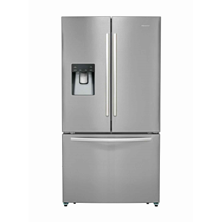 Hisense RF697N4ZS1, US Style Side by Side Fridge Freezer IceStainless Steel