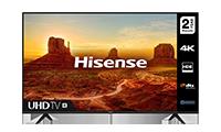 Best Hisense 50A7100FTUK