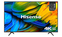 offer Hisense H43B7100UK