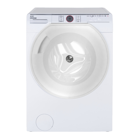 Hoover AWMPD610LHO8, 10kg 1600rpm Washing Machine, Freestanding, AXI range, Energy Rating A+++, White, with WiFi + Bluetooth