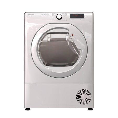 Hoover DNCD813B, 8kg Condenser Tumble Dryer