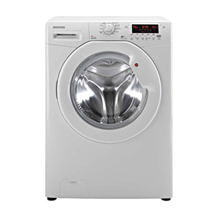 Hoover DYNS7144D1X1, 7kg Freestanding 1400rpm Washing Machine with A+  Energy Rating.