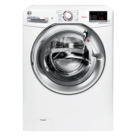 Hoover H3D4965DCE, 9kg Washer 6kg Dryer White with 1400rpm